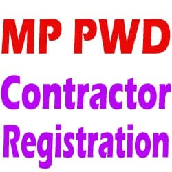 mp pwd contractor registration