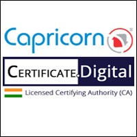 Capricorn Digital Signature certificate